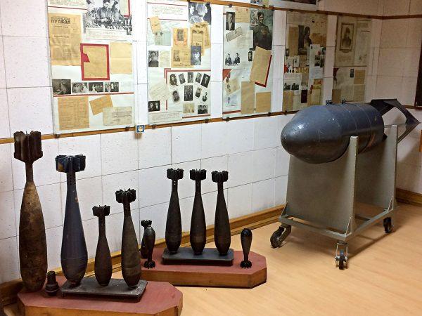 Продукция АО «Раскат» в годы войны